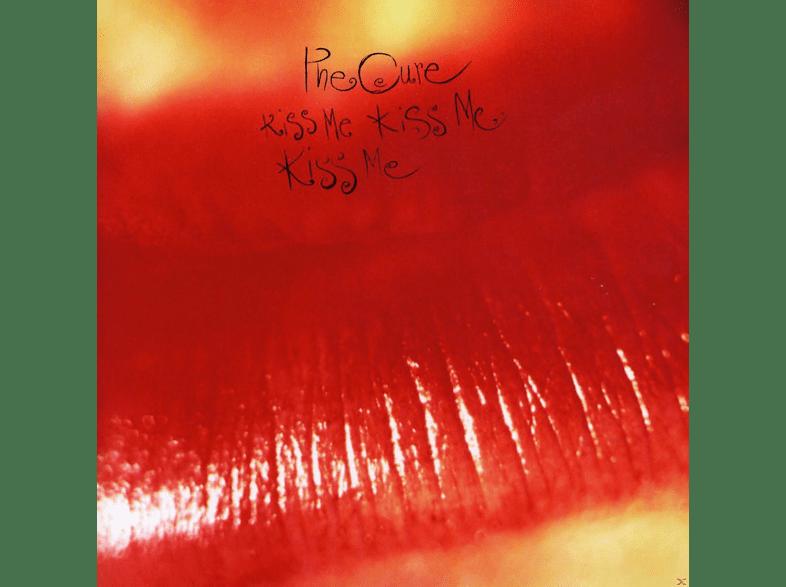 The Cure - Kiss Me,Kiss Me,Kiss Me (2 LP) [Vinyl]