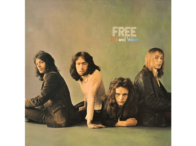 Free - Fire And Water [CD]