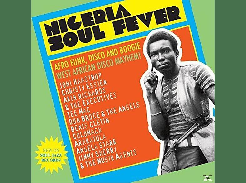 VARIOUS - Nigeria Soul Fever! [LP + Download]
