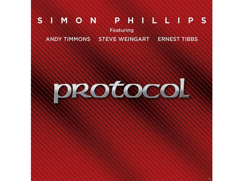 Simon Phillips - Protocol III [Vinyl]