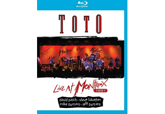 Toto - Live At Montreux 1991 - (Blu-ray)