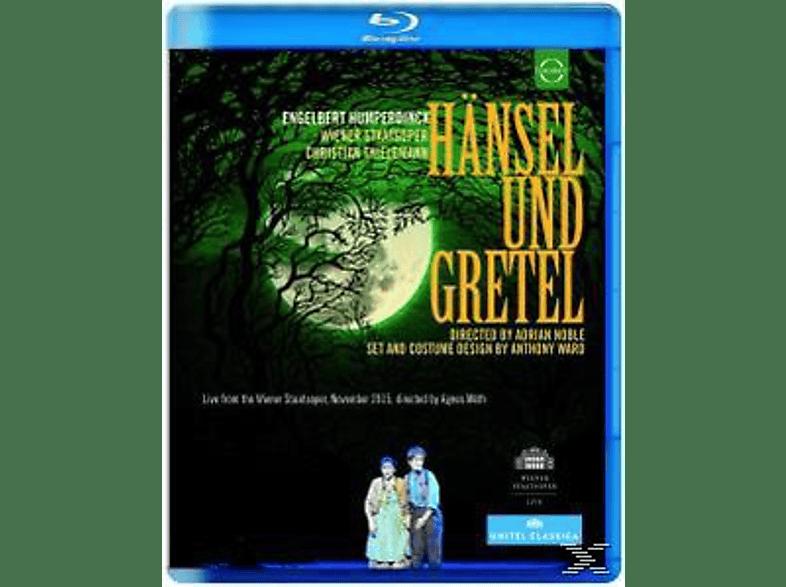 THIELEMANN,CHRISTIAN/WP/SINDRAM,D./TONCA,I. - Engelbert Humperdinck: Haensel und Gretel [Blu-ray]