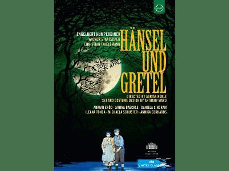 Wiener Staarsoper, Thielemann Christian - Engelbert Humperdinck: Haensel und Gretel [DVD]