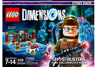 LEGO DIMENSIONS Story Pack Ghostbusters, Spielfiguren