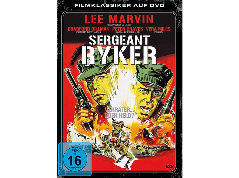Sergant Ryker [DVD]