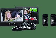 LENCO DVP-939 Tragbarer DVD-Player, schwarz