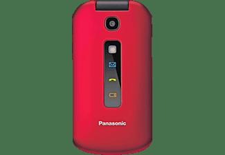 PANASONIC KX-TU 329 Easy Use Handy, Rot