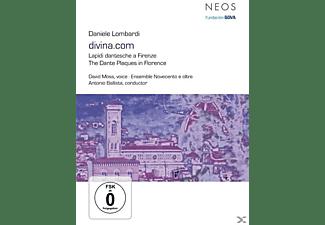 David Moss, Antonio Ballista - Divina.Com  - (DVD-Audio Album)