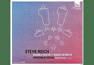 Ensemble Signal & Brad Lubman - Double Sextet / Radio Rewrite  - (CD)