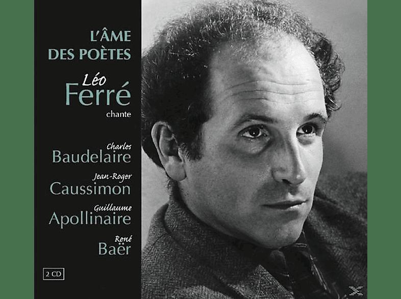 Leo Ferré - L'Ame Des Poetes [CD]