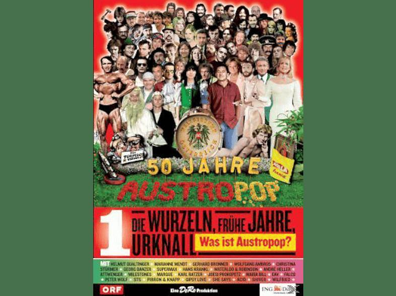 DIE WURZELN - FROHE JAHRE [DVD]
