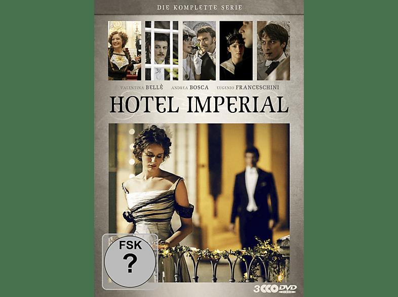 Hotel Imperial - Die komplette Serie [DVD]