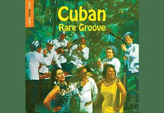 VARIOUS - Rough Guide: Cuba Rare Groove  - (CD)