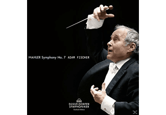 Adam Fischer, Düsseldorfer Symphoniker - Sinfonie 7  - (CD)