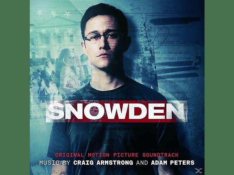 OST/VARIOUS - Snowden [CD]