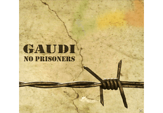 Gaudi - No Prisoners  - (CD)