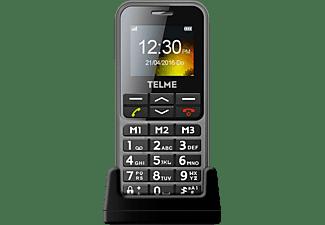 TELME C151 Seniorenhandy, Spacegrau