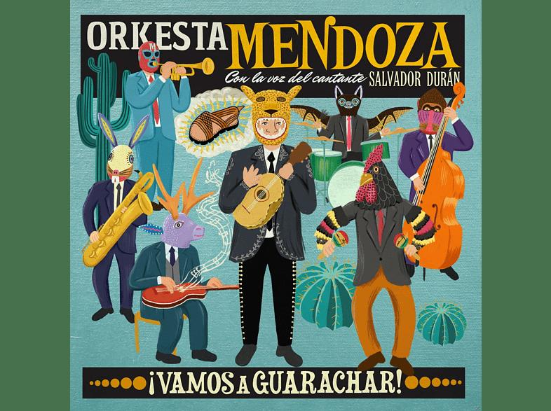 Orkesta Mendoza - Vamos A Guarachar [LP + Download]