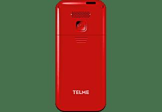 TELME C151 Seniorenhandy, Rot