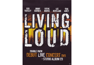 Living Loud - Living Loud  - (CD + DVD Video)