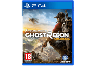 Tom Clancys Ghost Recon Wildlands Standard Edition PlayStation 4