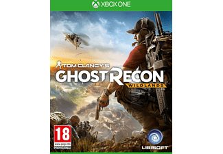 Tom Clancys Ghost Recon Wildlands Standard Edition Xbox One