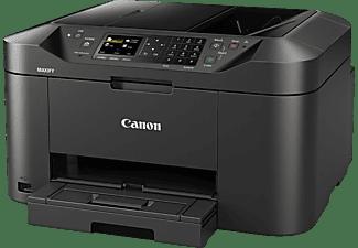 Impresora - Canon MAXIFY MB2150, Inyección de tinta, A4 Doble cara, Wifi, Negro