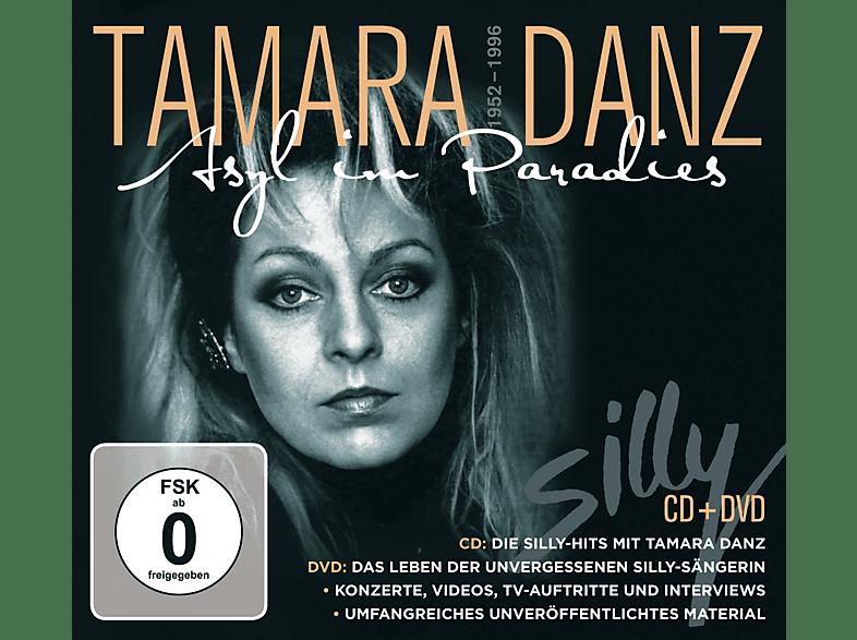 Silly - Best Of zum 20.Todestag von Tamara Danz - Asyl im Paradies [CD]