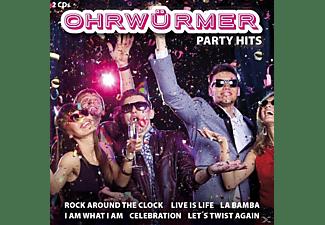 VARIOUS - Ohrwürmer - Partyhits  - (CD)