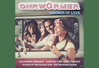 VARIOUS - Ohrwürmer - Summer Of Love  - (CD)