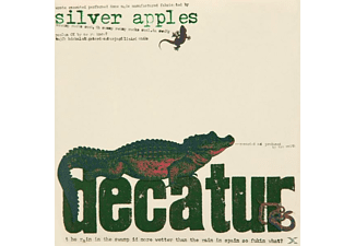 Silver Apples - Decatur - (CD)