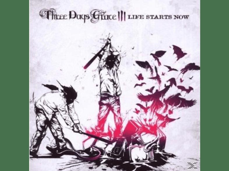 Three Days Grace - Life Starts Now [Vinyl]