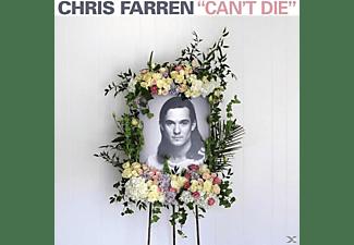 Chris Farren - Can't Die  - (CD)