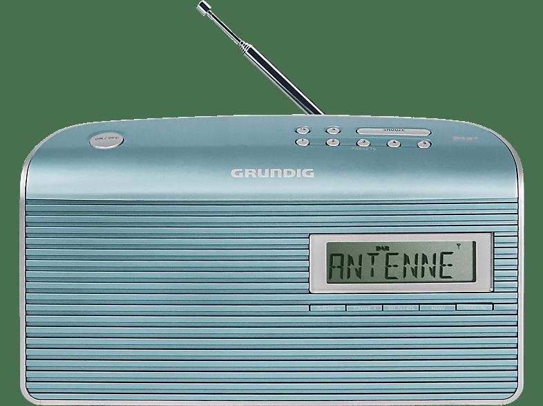 GRUNDIG Music MS 7000, Digitalradio