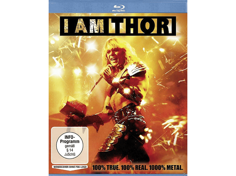I am Thor [Blu-ray]