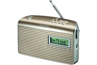 GRUNDIG Music CS 7000 Digitalradio, DAB+, DAB, Champagner/Silber
