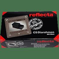 REFLECTA 1042 Diarahmen, Schwarz