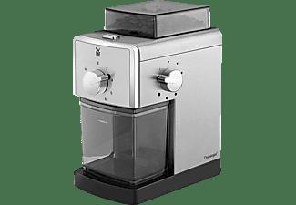 WMF 04.1707.0011 STELIO Kaffeemühle Cromargan® matt (110 Watt, Stahlmahlwerk)