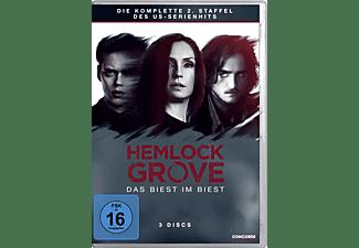 Hemlock Grove - Das Monster in Dir - Staffel 2 DVD