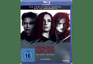 Hemlock Grove - Das Monster in Dir - Die komplette Staffel 2 Blu-ray