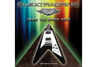 Elektradrive - Over The Space - (CD)
