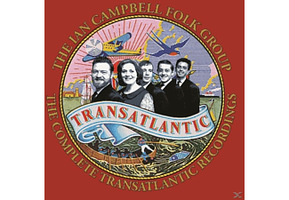Ian Fold Group Campbell - Complete Transatlantic Recordings - (CD)