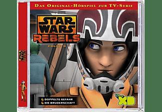 Star Wars Rebels - Folge 9: Doppelte Gefahr  - (CD)
