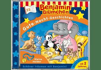 Benjamin Blümchen - Folge 23: Kleine Helden  - (CD)