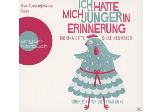 Eva Gosciejewicz - Ich hatte mich jünger in Erinnerung  - (CD)