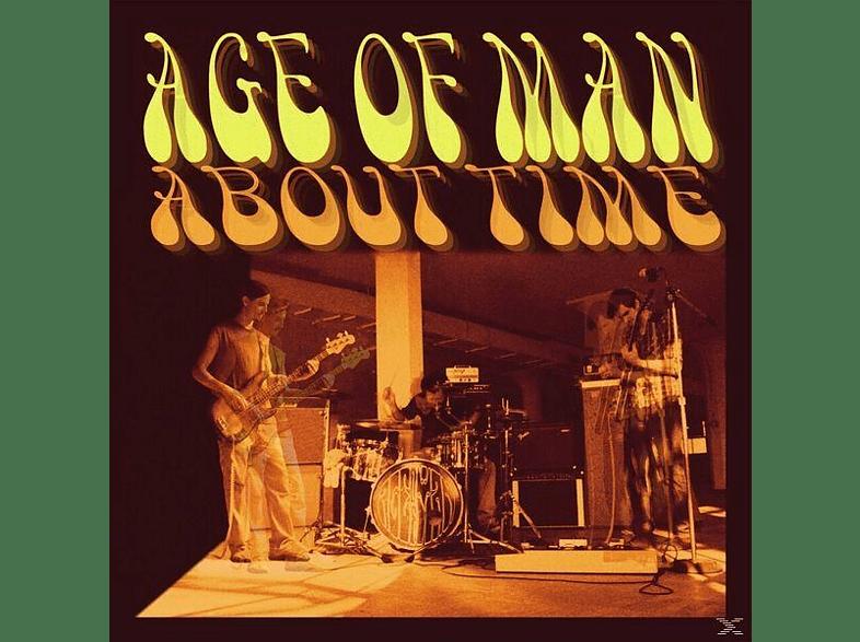 Age Of Man - About Time (Black Vinyl) [Vinyl]