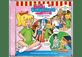 Bibi Blocksberg erzählt... - Folge 2: Schulgeschichten  - (CD)