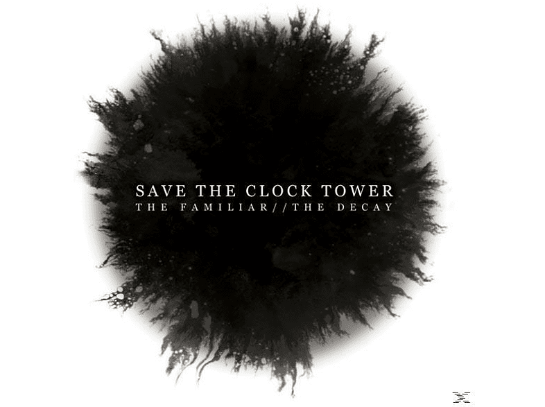 Save The Clock Tower - The Familiar//The Decay [CD]