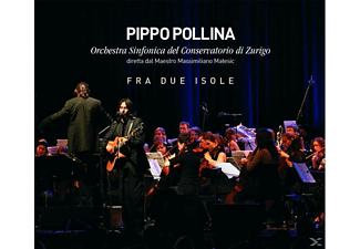 Pippo & Orchestra Sinfonica Pollina - Fra Due Isole  - (CD)