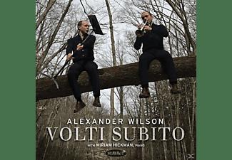 Alexander/Wilson - VOLTI SUBITO  - (CD)